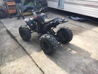 X-stream 250cc 4 stroke quad no offers