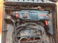 Bosch GBH 2400 3 mode Sds drill