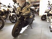 Yamaha YZF R 125 Super Sport Motorcycle, 2015 Model, ABS, 1 Owner, Grey, ** Finance Available **