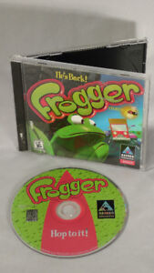 SKITCH'S STUFF: Frogger for PC 25¢