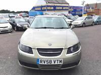 2008 SAAB 9-5 1.9TiD EDITION GREEN