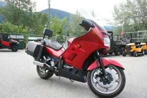 2001 Kawasaki Concours 1000