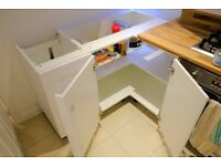 Corner base kitchen unit (boxed)