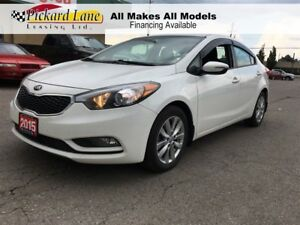 2015 Kia Forte $109.90 BI WEEKLY! $0 DOWN! CERTIFIED!