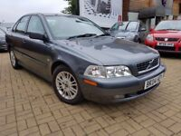Volvo (2004)S40, 1.8 SE 4dr, Automatic, Leather Seats, FRESH mot