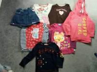 14+ items Girls bundle age 6