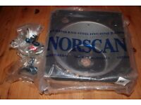 NORSCAN Small Stainless Steel Catering Handwash Basin - NEW