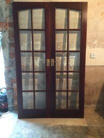 French internal doors