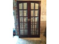 French internal doors