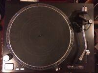 Reloop Turntable RP1000M with Ortofon Pro S Cartridge
