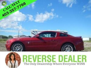 2014 Ford Mustang powerful V6 Engine, Power Windows