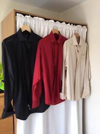 Men's large dress/work shirts