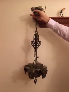 Chandelier - dated from 1920s / 1930s