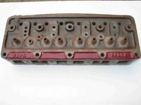 MG MG TC XPAG cylinder head rare opportunity !!!