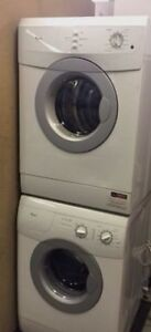 whirlpool Stackable mini Washer dryer included delivery
