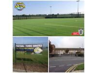 ***6 ASIDE TEAMS WANTED FOR BRAND NEW SEASONS AT PENSBY HIGH SCHOOL***
