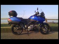 2007 Suzuki VStrom 1000 GT Adventure