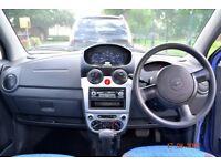 Chevrolet Matiz 0.8 SE 5dr very low mileage!