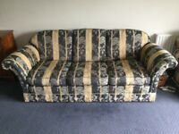 Duresta 3 Seater Sofa