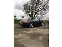 Porsche Boxster 2.7 *needs attention*