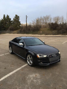2013 Audi S4 For Sale by original owner