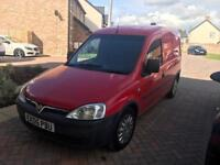 2005 Vauxhall combo 1.3 cdti only done 71k miles clean van for year