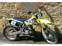 Suzuki rm 125 not kx kxf cr crf yz yzf dtr enduro supermoto quad swap r6 r1 cbr zxr gsxr