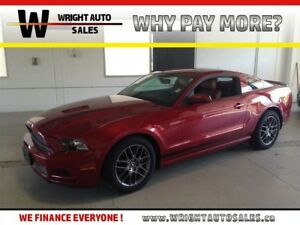 2014 Ford Mustang LEATHER|BACKUP CAMERA|LOW MILEAGE|27,342 KMS