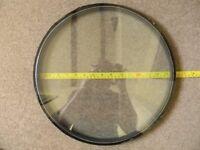 """Round Double-Glazed Porthole Window 15"""" - NEW & UNUSED"""