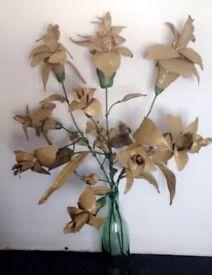 Wedding decorator, flower arrangements, centre pieces, background drop, throne chair