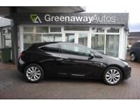 2014 VAUXHALL ASTRA GTC SRI CDTI S/S LOW MILES HATCHBACK DIESEL
