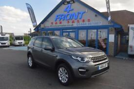 2015 LAND ROVER DISCOVERY SPORT SD4 SE TECH 2.2 DIESEL AUTOMATIC 5 DOOR 7 SEATS