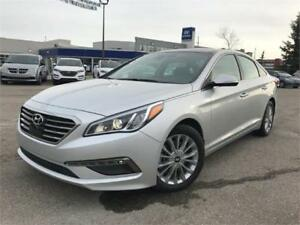 DEMO SALE! 2015 HYUNDAI SONATA LIMITED