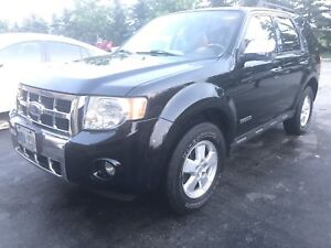 2008 Ford Escape Certified E-tested