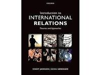 Introduction to International Relations Theories and Approaches 5th by Robert Jackson&Georg Sørensen