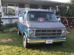 1979 GMC Van