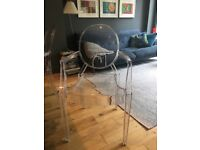 Louis Ghost Chair (Philippe Starck for Kartell) £150/each