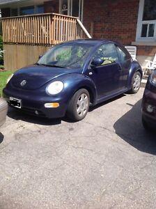 2000 VW Volkswagen Beetle Turbo 1.8