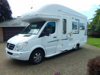 Auto Sleeper Suffolk Mercedes 2.2 diesel Automatic Motorhome DEPOSIT TAKEN