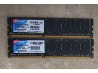 Patriot PSD34G13332 Signature DDR3 2x4GB (CL9 PC-10666, 1333MHz)