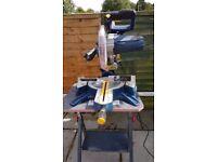 MacAllister 1900w 250mm Slide Compound Mitre Saw