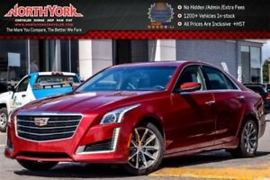 2016 Cadillac CTS Luxury Collection|AWD|DrvrAwrnssPkg|Bose|Nav|1