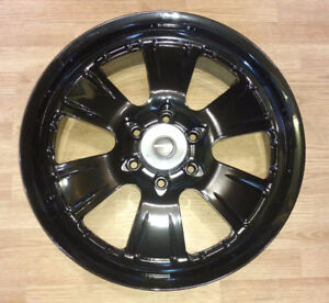 """Set of 20"""" alloy rims with 6x139 bolt pattern"""