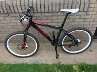 CARRERA VENGEANCE LIMITED EDITION MENS MOUNTAIN BIKE
