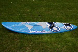Windsurfing Wave Board Exocet Universal Wave 78