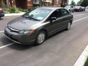2008 HONDA CIVIC DX * financement 100 $/sem. * 514-961-9094