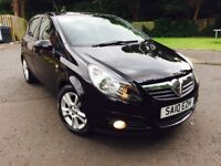 vauxhall corsa 1.4 sxi 16v 2010 52000 miles full service and long mot immaculate condition