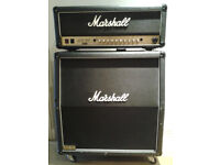 Marshall JCM 900 (4100 ) head and 4x12 1960 angled cab
