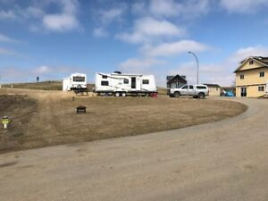 Great Lot with Trailer for sale!