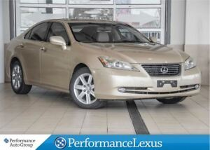 2007 Lexus ES 350 PREMIUM PACKAGE